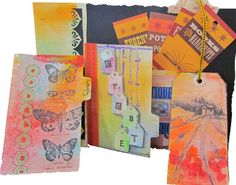 Flips, Flaps, and Fold-Outs  at Art and Soul Retreat
