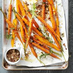 Spice- and Honey-Roasted Carrots