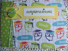 Graduation Card, Child Graduation, Kindergarten Graduation