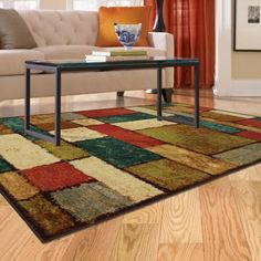 love this area rug