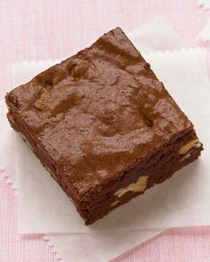 Nut Brownies Recipe