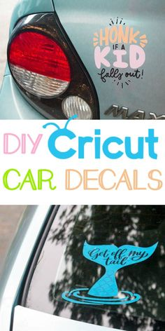 How many times have you wished that you could make your own DIY  car decal? Learn how to make your own DIY Cricut Car Decals easily. #cricut #diecutting #diecuttingmachine #cricutmachine  #cricutmaker #diycricut #diycricutprojects #cricutideas #cutfiles #svgfiles  #diecutfiles #cricutideas #diycricutprojects #cricutprojects #cricutcraftideas  #diycricutideas