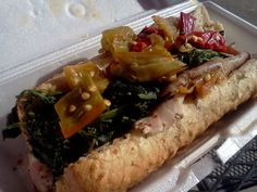 Jimmy's Philly Roast Pork. Mercy.