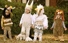 creative costumes!