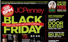 JCPenney Black Friday Ad 2013