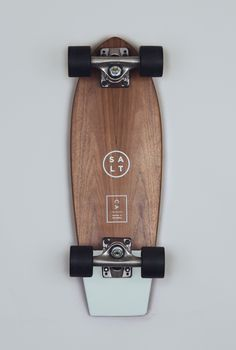 SALT Skateboard - Mint