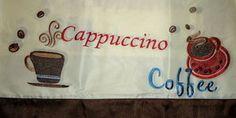 Cute Coffee Kitchen Curtains!