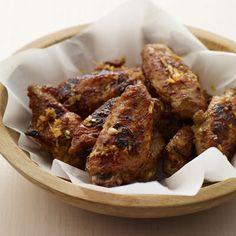 Ginger-Honey Hot Wings Recipe