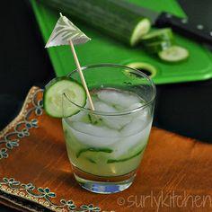 surly kitchen - cucumber margarita