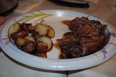Durfee Family Recipes: 3 Packet Pot Roast