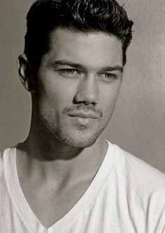 Ryan Paevey or Detective Nathan West from General Hospital.
