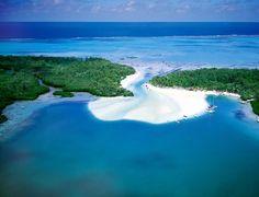 Ile aux Cerfs, Blue Bay, Mauritius