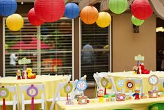 Sesame Street 2nd Birthday Party,Kara's Party Ideas