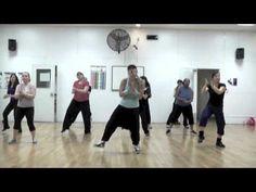 Dance Fitness - Fire Burning