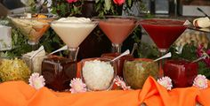 Party Rentals for Serving & Table Setting Supplies. Images of displays of reception food | Details Party Rental – Food Service Platter Dishes Stand Tier Buffet ...