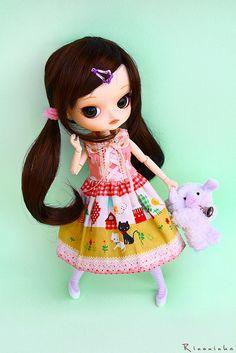 Cute Anise #bjd #doll #puppet