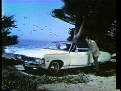1967 Chevrolet Caprice vintage TV commercial