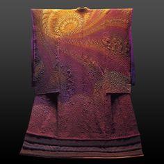 Kimono -  Itchiku Tsujigahana