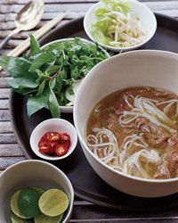 dinner, food recipes, weight loss, spice beef, eat right, spici recip, beef pho, soup, sesamechil oil