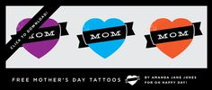 Free Mother's Day Tattoos