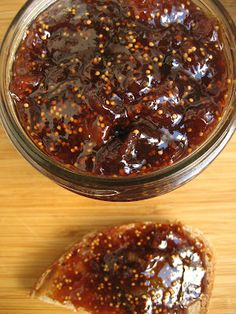 Fig Jam Four Ways + Chipotle Fig Jam Recipe