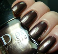 Yes, it's Dior, Dahling! Tonka and New World Purple (Aztec Chocolate)   Pointless Cafe - NEW WORLD PURPLE