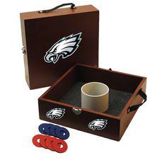 Philadelphia Eagles NFL Washer Toss Game indianapolis colts, tailgat, lawn games, denver broncos, toss game, houston texan, washertoss, washer toss, bean bags