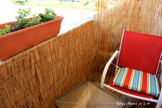 Cute and easy small space makeover #pier1outdoors #ad