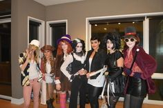 Seven Johnny Depps: | The 50 Best Halloween Costumes Of 2012