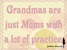 grandma club