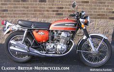 classic honda motorcycles, 1974 honda, kick start, tanks