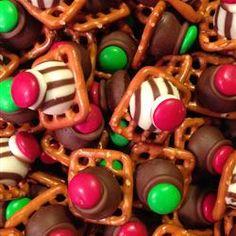 Chocolate Pretzel Treats Allrecipes.com