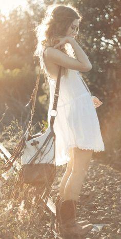 The Little White Boho Dress: http://www.missesdressy.com/blog/the-lwbd-the-little-white-boho-dress.html