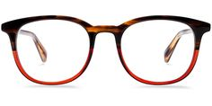 Durand in Saddle Russet - Eyeglasses - Women | Warby Parker
