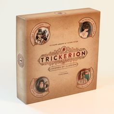 Trickerion review by