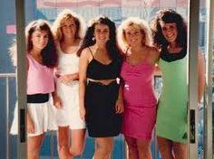 1990's fashion.