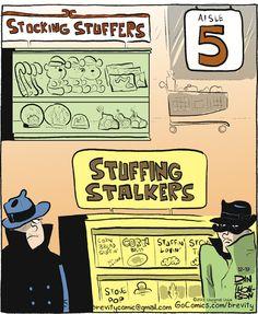 Brevity on GoComics.com #humor #comics