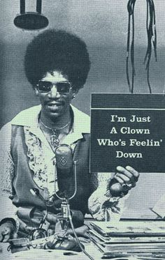 Morgan Freeman back in the day on the electric company