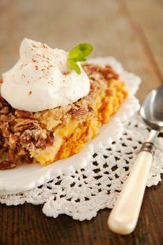 Pumpkin Crunch - Paula Deen