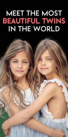 Most Beautiful Twins