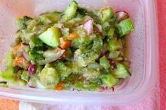 veggie salads, salad recip, veggi salad
