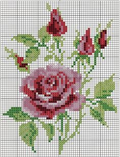 wall art, crossstitch, rose chart, stitch rose, cross stitch charts, crosses, cross stitch patterns, cross stitches, cross stich flower