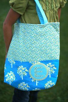 Cute new bag pattern