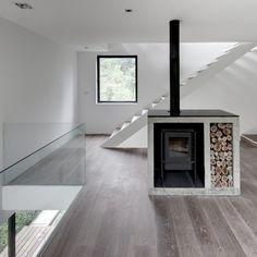 alta house fireplace