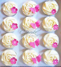the cupcake studio - wedding cupcakes