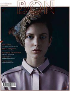 #Bon No.63 #Winter 2012 #EllinoreErichsen by Julia Hetta
