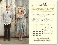 wedding cards, magnet aum011, dates, vintag save, post card