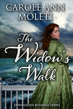 "#NEW #BOOK  CELEBRATION RELEASE WEEK - IT'S FINALLY HERE!!!   ""The Widow's Walk""  Mike and Liz Keeny are newlyweds, new parents, and the proprietors of the Barrett Inn, an 1875 Victorian on Cape Cod, which just happens to be haunted— by their own ghosts from past lives. The Barrett Inn had become an annex of Purgatory, putting Liz and their infant son in danger.   #Mystery #Paranormal #Romance #Novel"