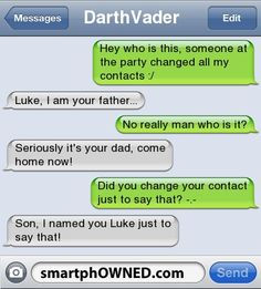 Darth Vader Dad - This will be me some day XD
