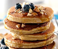 The Southern Eclectic: Paleo Pancakes